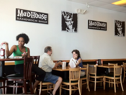Madhouse Sandwich Shop