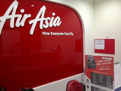 air asia sarinah