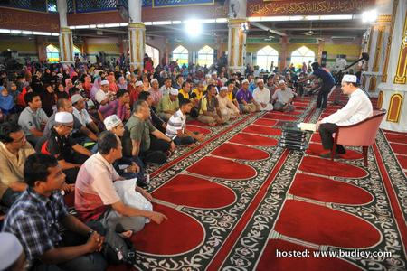 Rakaman Tanyalah Ustaz bersama Ustaz Dr Zaharuddin (2)
