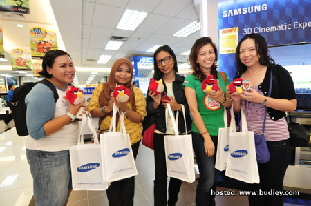 Samsung Dealers Roadshow- Angry Birds_Pic 2