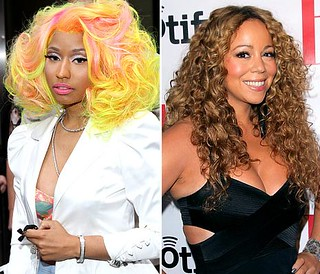 Nicki Minaj curses out Mariah Carey