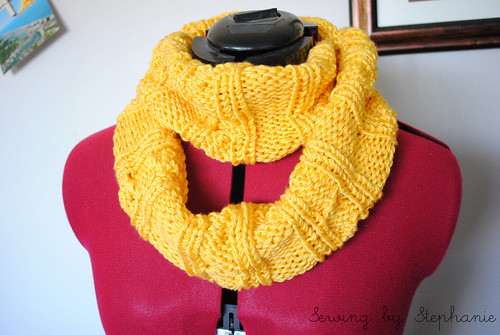 Cowl from Rebeckah