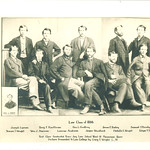 Law class of 1866, The University of Iowa, 1866