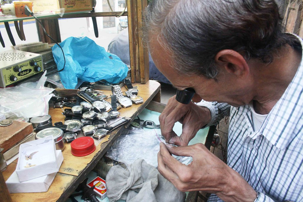 City Secret – Old Swiss Watches, Nizamuddin Basti