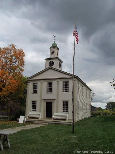 The Romulus Female Seminary, Genesee Country Village & Museum, Mumford, New York