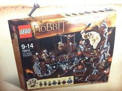 The Goblin King Battle (79010)