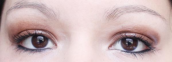 final look eyeliner
