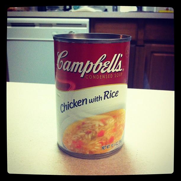Andy Warhol и компания (Campbell's)