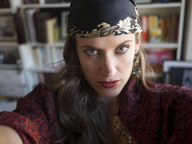 Fortune Teller fair vanity DIY Halloween Costume
