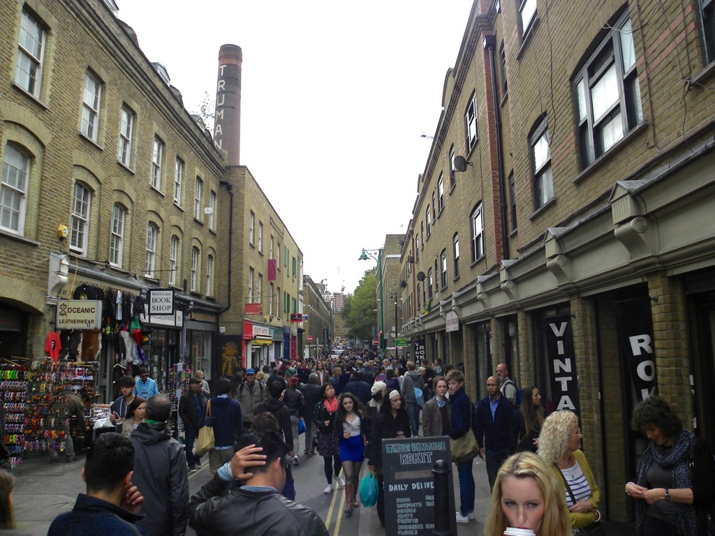 Brick Lane (Tower Hamlets)