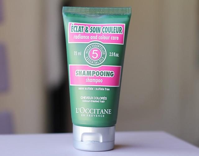 shampoo loccitane 1