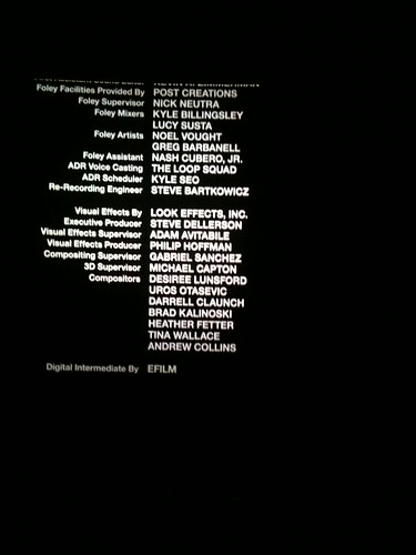 Perks Of Being A Wallflower Credits
