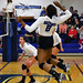 BC Volleyball vs Tusculum 2012