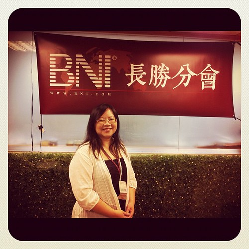 BNI長勝分會:八分鐘分享,Lily老師,尋找生命的風景 by bangdoll@flickr