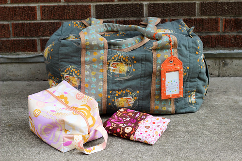 Travel Handmade by Jeni Baker