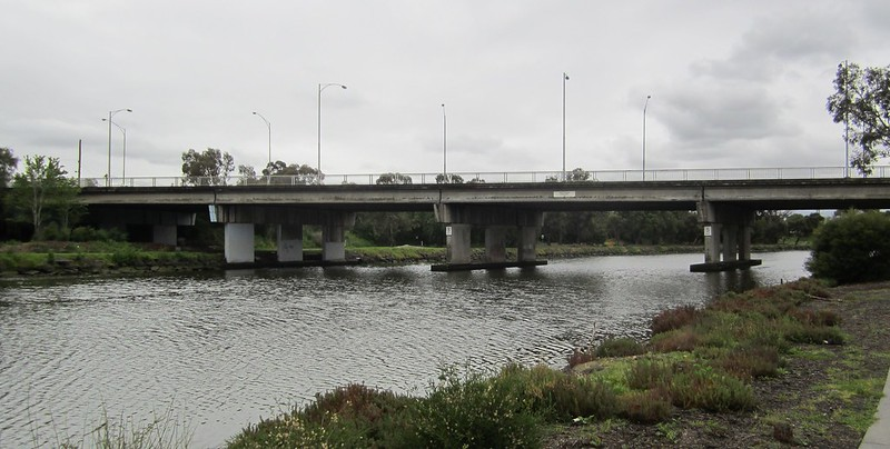 Dynon Road bridge