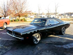 1969 Dodge Charger - Hodge Restorations