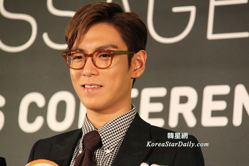 TOP - Secret Message Taiwan Press Conference - 06nov2015 - koreastardaily - 12