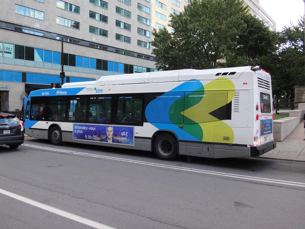STM Nova Bus LFS HEV 36-018