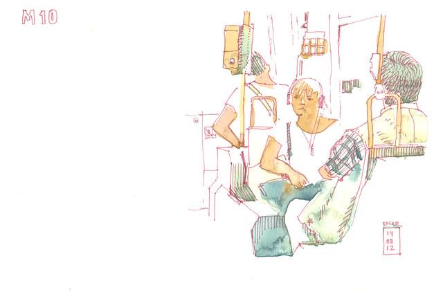 Berlin Tram 10