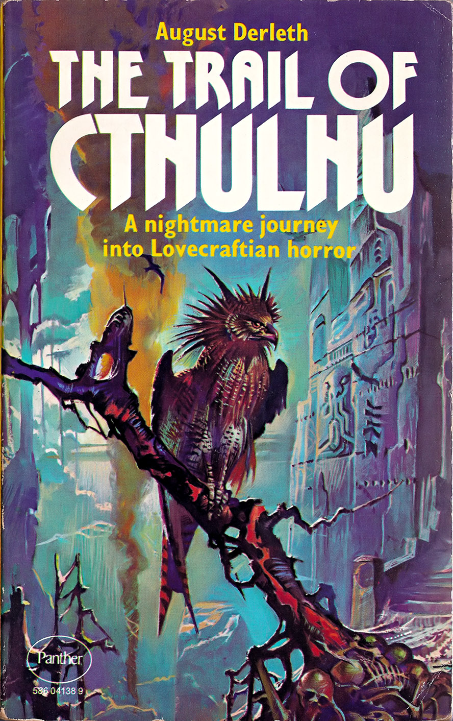 Bruce Pennington - The Trail of Cthulhu, 1976