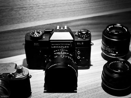 Leicaflex SL II by spiegellos