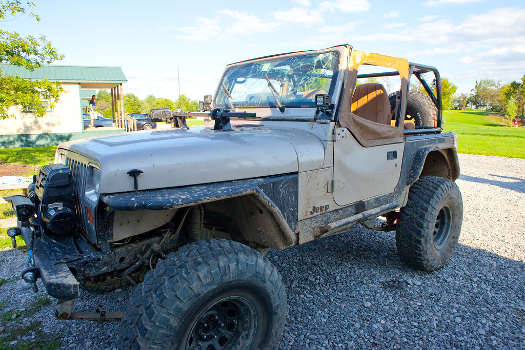 Nacho's Jeep