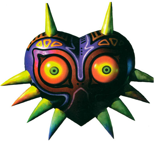 Majora's Mask Headed to 3DS Soon?