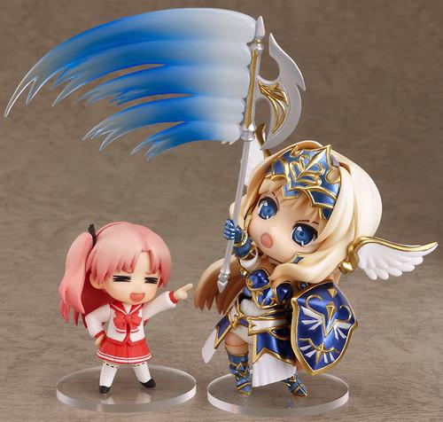 Nendoroid Kusugawa Sasara + Petite Maryaan