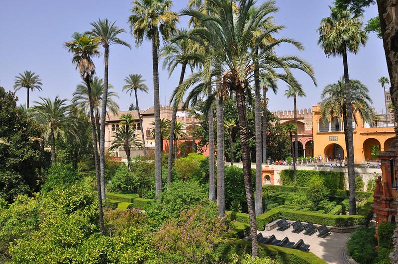 Jardines-reales-alcázares