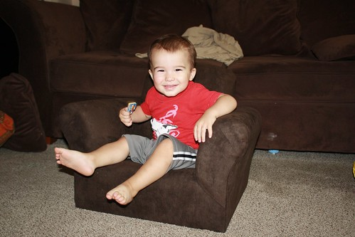 James at 16 Months 2012