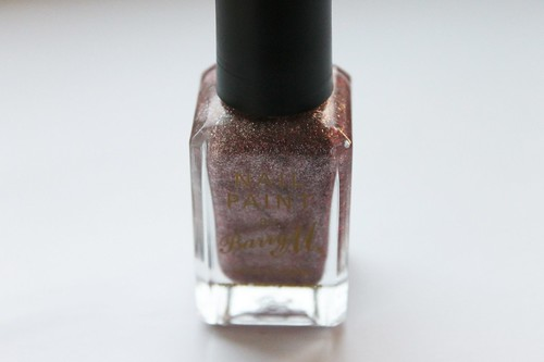 Barry M - Pink Silver Glitter