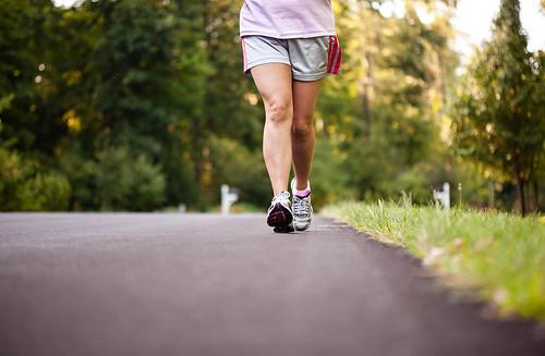 Mom running 4