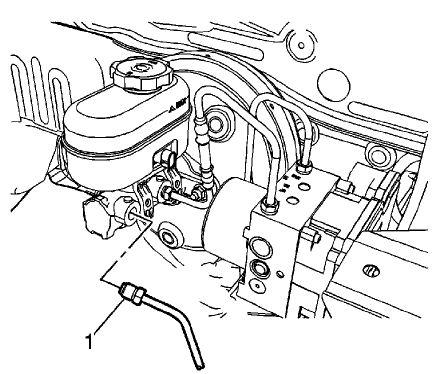 57707 Help Changing Master Cylinder