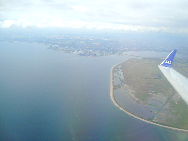 Take-Off From Copenhagen