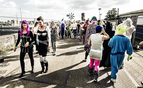 Valtifest 2012 mashup foto - Jij zei dat Wasteland hier was dit weekend!