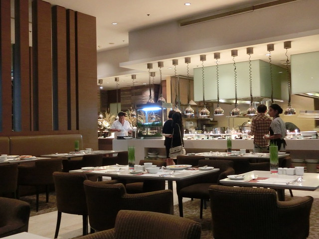 Buffet Breakfast - Pullman Bangkok King Power Hotel