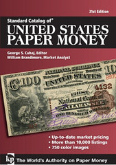 Standard Catalog of US Paper Money 31st ed