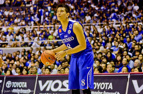 UAAP Season 75: Ateneo Blue Eagles vs. De La Salle Green Archers, Sept. 1