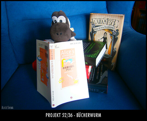 Projekt 52/36 - Bücherwurm