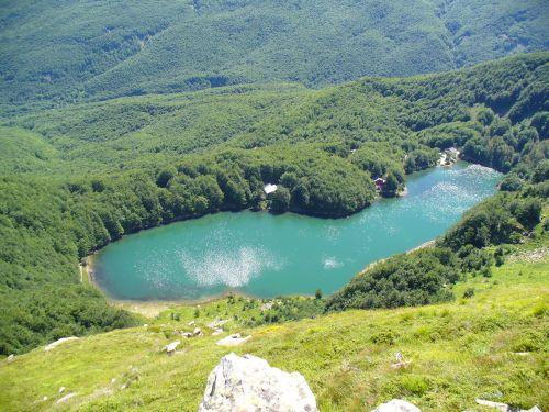 Lago Santo-phArchivioComunePievepelago