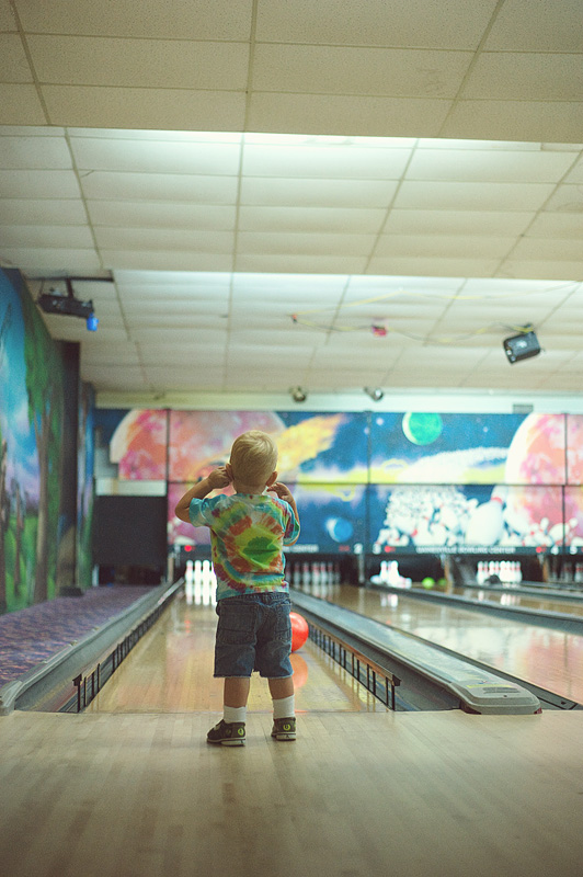 Cutest Bowler Ever