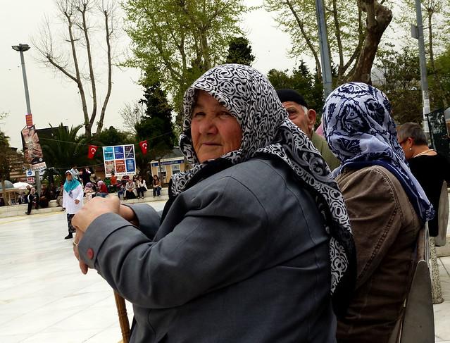 Istanbul - avril 2012 - jour 4 - 062 - Eyüp - Kalenderhane Caddesi