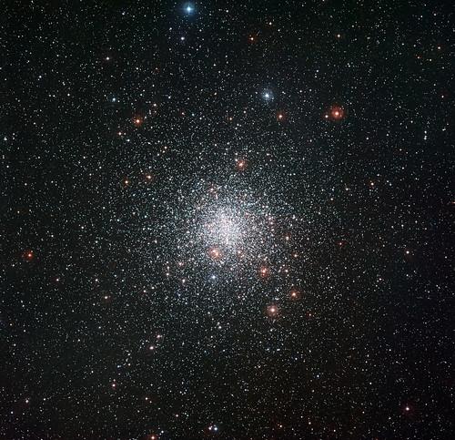 Cúmulo globular Messier 4