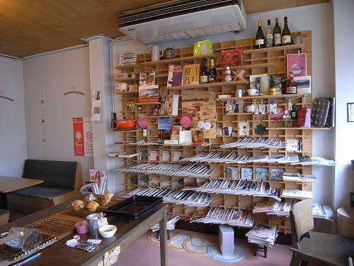 カフェ『3rd place cafe』@奈良市-09