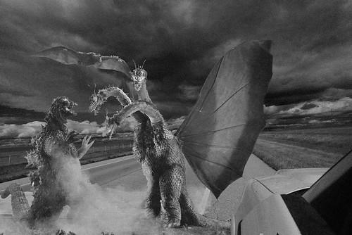 Godzilla in OK
