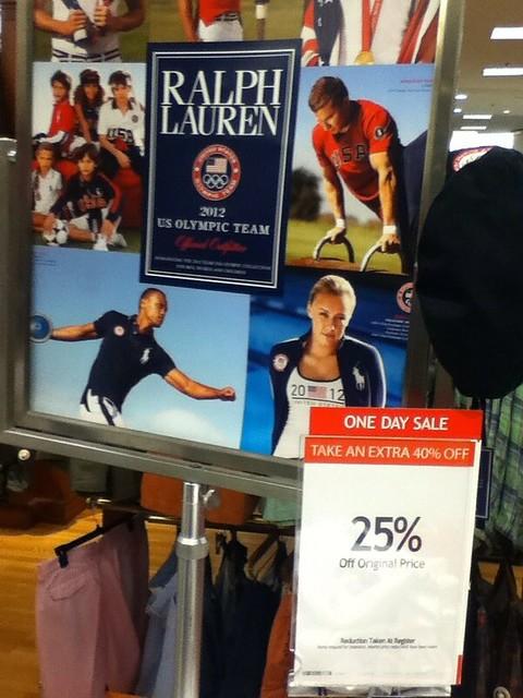 Ralph Lauren USA 2012 65% OFF