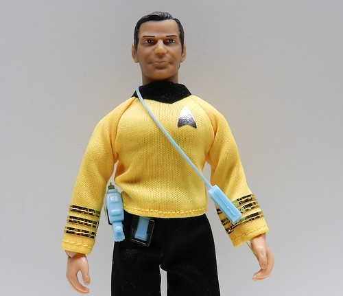 EMCE Toys Star Trek Captain Kirk