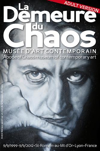 Catalogue bilingue 2012 gratuit de la Demeure du Chaos par thierry Ehrmann DDC 2012