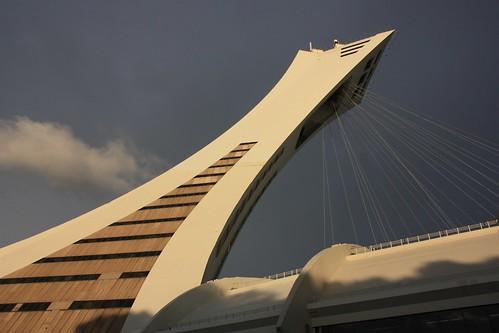 Olympic Stadium - Montreal, Quebec - Canada